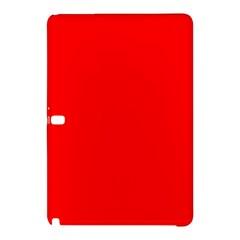 Trendy Red  Samsung Galaxy Tab Pro 12.2 Hardshell Case by Costasonlineshop