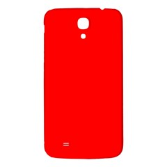 Trendy Red  Samsung Galaxy Mega I9200 Hardshell Back Case