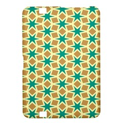 Stars And Squares Patternkindle Fire Hd 8 9  Hardshell Case by LalyLauraFLM
