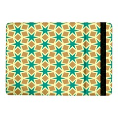 Stars And Squares Patternsamsung Galaxy Tab Pro 10 1  Flip Case by LalyLauraFLM