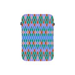 Pastel Rhombus Patternapple Ipad Mini Protective Soft Case by LalyLauraFLM