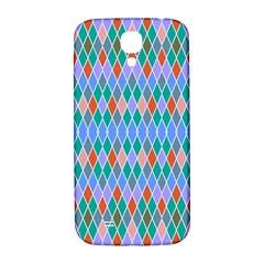 Pastel Rhombus Patternsamsung Galaxy S4 I9500/i9505 Hardshell Back Case by LalyLauraFLM