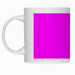 Trendy Purple  White Mugs by Costasonlineshop