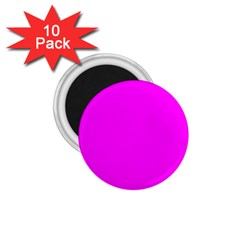 Trendy Purple  1.75  Magnets (10 pack)  by Costasonlineshop