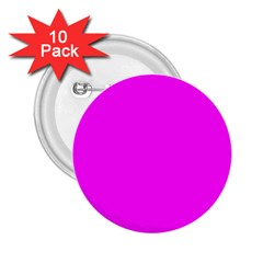Trendy Purple  2.25  Buttons (10 pack)  by Costasonlineshop