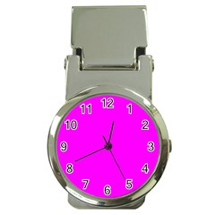 Trendy Purple  Money Clip Watches by Costasonlineshop