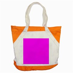 Trendy Purple  Accent Tote Bag  by Costasonlineshop