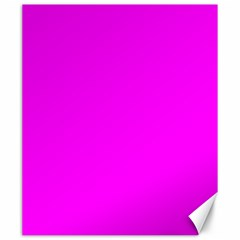 Trendy Purple  Canvas 20  X 24   by Costasonlineshop