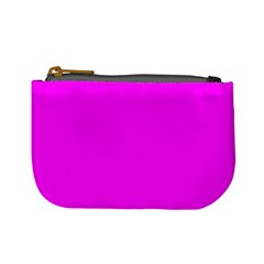Trendy Purple  Mini Coin Purses by Costasonlineshop