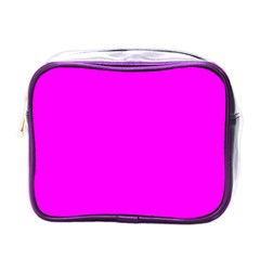 Trendy Purple  Mini Toiletries Bags by Costasonlineshop