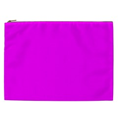 Trendy Purple  Cosmetic Bag (xxl)  by Costasonlineshop