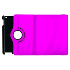 Trendy Purple  Apple Ipad 3/4 Flip 360 Case