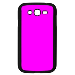 Trendy Purple  Samsung Galaxy Grand Duos I9082 Case (black) by Costasonlineshop