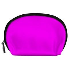 Trendy Purple  Accessory Pouches (Large)  by Costasonlineshop