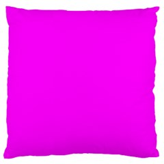 Trendy Purple  Large Flano Cushion Cases (one Side)  by Costasonlineshop