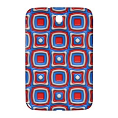 3d Squaressamsung Galaxy Note 8 0 N5100 Hardshell Case by LalyLauraFLM