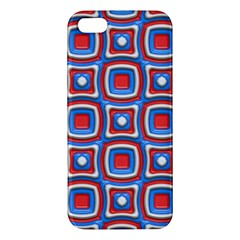 3d Squares			iphone 5s Premium Hardshell Case by LalyLauraFLM