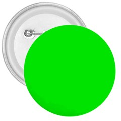 Cool Green 3  Buttons