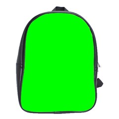 Cool Green School Bags(large)  by Costasonlineshop