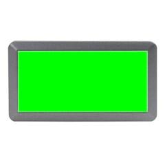 Cool Green Memory Card Reader (mini)