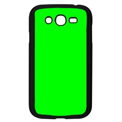 Cool Green Samsung Galaxy Grand Duos I9082 Case (black)