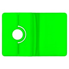 Cool Green Kindle Fire Hdx Flip 360 Case by Costasonlineshop