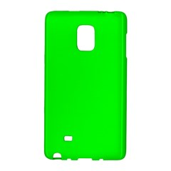 Cool Green Galaxy Note Edge by Costasonlineshop