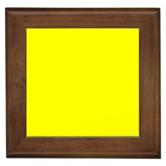 Beautiful Yellow Framed Tiles by Costasonlineshop