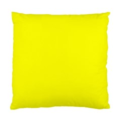 Beautiful Yellow Standard Cushion Cases (two Sides)
