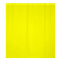 Beautiful Yellow Shower Curtain 66  x 72  (Large)  by Costasonlineshop