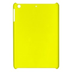 Beautiful Yellow Apple Ipad Mini Hardshell Case