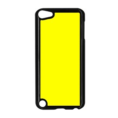 Beautiful Yellow Apple Ipod Touch 5 Case (black) by Costasonlineshop