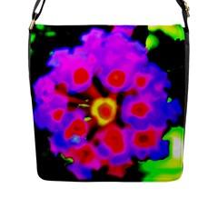 Dsc 0107222 Flap Messenger Bag (l)  by timelessartoncanvas
