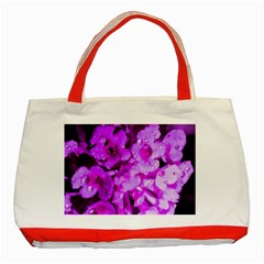 Dsc 01176665652 Classic Tote Bag (red)  by timelessartoncanvas