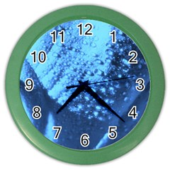 Dsc 014976 Color Wall Clocks by timelessartoncanvas