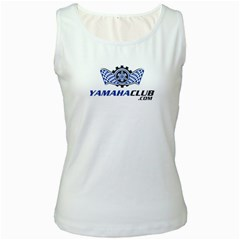 Yamaha Club Good Girls (white) Women s Tank Top (white) by yamahaclub