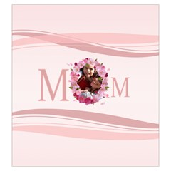 Mothers Day By Mom   Drawstring Pouch (large)   1peuao4qu1b1   Www Artscow Com Back