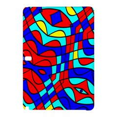Colorful Bent Shapessamsung Galaxy Tab Pro 12 2 Hardshell Case by LalyLauraFLM