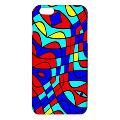 Colorful Bent Shapes			iphone 6 Plus/6s Plus Tpu Case