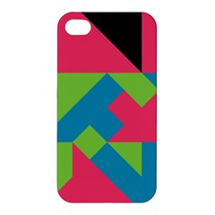 Angles Apple Iphone 4/4s Hardshell Case by LalyLauraFLM