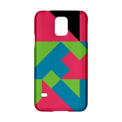 Angles			samsung Galaxy S5 Hardshell Case by LalyLauraFLM