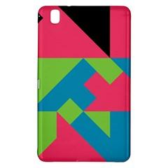 Anglessamsung Galaxy Tab Pro 8 4 Hardshell Case by LalyLauraFLM