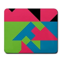 Angles 			large Mousepad by LalyLauraFLM
