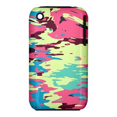 Chaos Texture			apple Iphone 3g/3gs Hardshell Case (pc+silicone) by LalyLauraFLM
