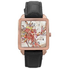 Art Studio 17216 Rose Gold Watches by MoreColorsinLife