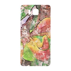 Art Studio 21216 Samsung Galaxy Alpha Hardshell Back Case by MoreColorsinLife
