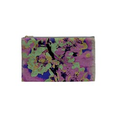 Floral Art Studio 12216 Cosmetic Bag (small)  by MoreColorsinLife