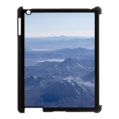 Window Plane View Of Andes Mountains Apple Ipad 3/4 Case (black) by dflcprints