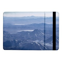 Window Plane View Of Andes Mountains Samsung Galaxy Tab Pro 10 1  Flip Case by dflcprints