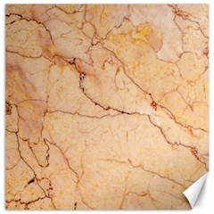 Stone Floor Marble Canvas 16  X 16   by essentialimage
